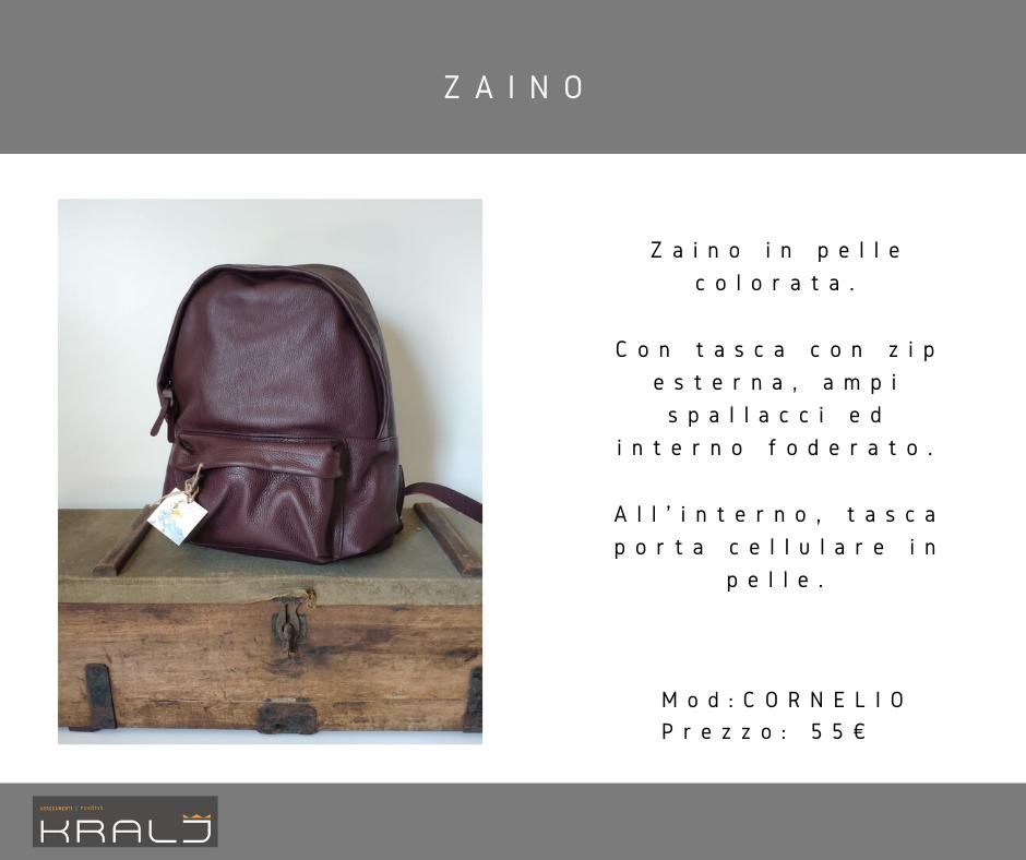 Zaino - Nahrbtnik CORNELIO