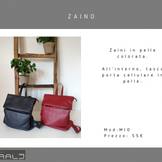 Zaino - Nahrbtik